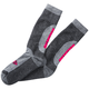 Women's Gray/Pink Regulator Socks