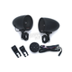 Satin Black Road Thunder Speaker Pods w/Bluetooth Audio Controller by MTX - 2713