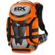 Hi-Vis Orange Trooper Backpack - 3517-0408