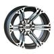 Machined SS212 Alloy Wheel - 1228364404B