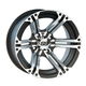 Machined SS212 Alloy Wheel - 1228365404B