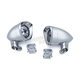 Chrome Driving Lights - 5061