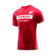 Red Honda Wing Block T-Shirt