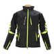 Black/Hi-Vis Yellow Mechanized Insulated Jacket