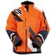 Orange Comp RR Shell Jacket