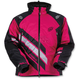 Women's Black/Pink Eclipse Insulated Jacket