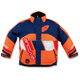 Youth Navy/Orange Comp Insulated Jacket