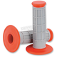 Gray/Red Half Waffle Qualifier Grip - 0630-1834