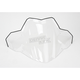 Medium Polycarbonate Clear Windshield - 06-657-02