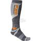 Grey/Orange 2 Pack Boost Performance Socks - 15836.20300