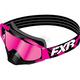 Fuchsia Core Goggle w/Smoke Lens with Atomic Pink Finish - 173102-9000-00