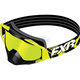 Hi-Vis Core Goggle w/Smoke Lens with Lazer Finish - 173102-6500-00