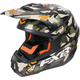 Army Urban Camo/Orange Torque Squadron Helmet