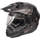Black Ops Torque X Core Helmet w/Electric Shield
