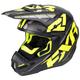 Black/Hi-Vis/Charcoal Torque Core Helmet