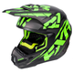 Black/Lime/Charcoal Torque Core Helmet - 170621-1070-10