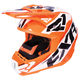 Flo Orange/White/Black Torque Core Helmet