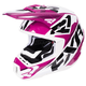 Wineberry/White Torque Core Helmet