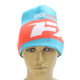 Aqua/Electric Tangerine Podium Beanie - 171615-5035-00