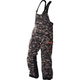 Army Urban Camo/Orange Excursion Bibs