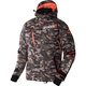 Army Urban Camo/Orange Mission Jacket