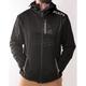 Black Clutch Dual-Laminate Jacket