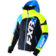 Black/Blue/Hi-Vis Revo X Jacket