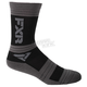 Women's Black/Charcoal Turbo Athletic Socks - 171641-1008-00