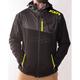 Black/Charcoal/Hi-Vis Clutch Dual-Laminate Jacket