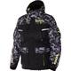 Black/Gray Urban Camo/Hi-Vis Excursion Jacket
