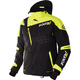 Black/Hi-Vis Mission X Jacket