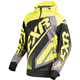 Black/Hi-Vis Race Tech 1/4 Zip Hoody