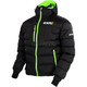 Black/Lime Elevation Down Jacket