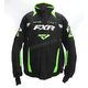 Black/Lime Octane Jacket