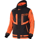Black/Orange Caliber Jacket