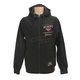 Black/Orange Factory Ride Hoody