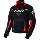 Black/Orange Octane Jacket