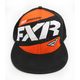 Black/Orange Podium Hat - 171629-1030-00