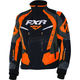Black/Orange/Charcoal Team FX Jacket