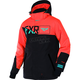 Black/Orange/Teal Squadron Jacket