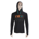 Black/Orange Terminal Tech Pullover Hoody
