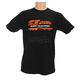Black/Orange 20th Anniversary T-Shirt