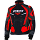 Black/Red/Charcoal Team FX Jacket