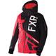 Black/Red/White Maverick Jacket