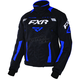 Black/Royal Blue Octane Jacket