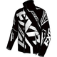 Black/White Cold Cross Race Ready Jacket