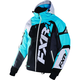 Black/White Weave/Blue Revo X Jacket