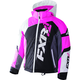 Youth Black/White Weave/Electric Pink Revo X Jacket