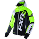 Black/White Weave/Lime Revo X Jacket
