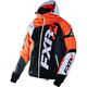 Black/White Weave/Orange Revo X Jacket